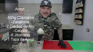 Cocinando con El Muerto Ep30.- Mole Poblano y Arroz Rojo.