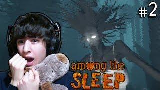 TERRORIZZATO COME UN BAMBINO! - Among The Sleep - #2