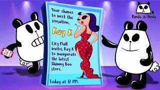 Panda Fan Club Video | Cartoon Shows | Panda A Panda | Kids Shows For Childrens