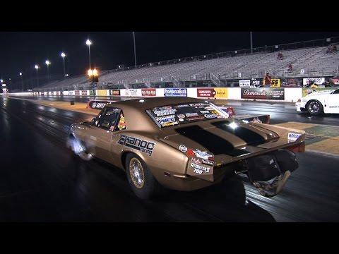 Speed world drag strip