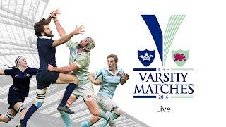 2016 Rugby Varsity Match Oxford Uni v Cambridge Uni - Battle of the Blues