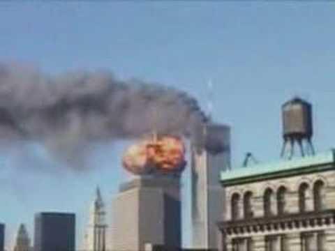 11 Sep 2001 WTC DI BOM USA