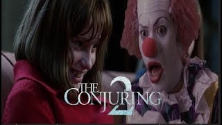 The Conjuring 2 (PennyWise Edition)!!