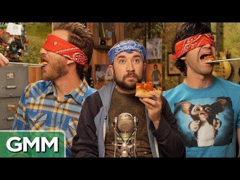 Blindfolded Pizza Taste Test ft WheezyWaiter