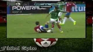 Costa Rica Vs. México    Eliminatorias Brasil 2014 15/Octubre/2013 [Partido Completo]