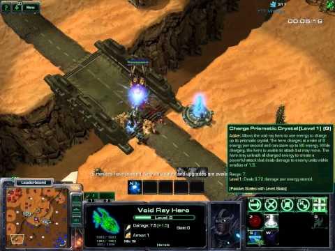 SC2 FFS Event226 Game 4 Part 1/6 (Hero Attack 3X)