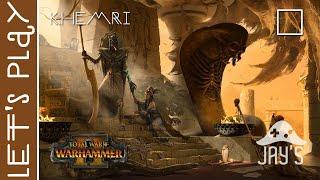 [FR] TWW 2 - Mortal Empires - Épisode 4 - Les Rois des Tombes de Khemri