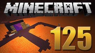 Farm de Lava !? - Minecraft Em busca da casa automática #125.