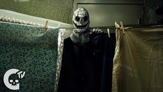 Launder Man | Short Horror Movie | Crypt TV