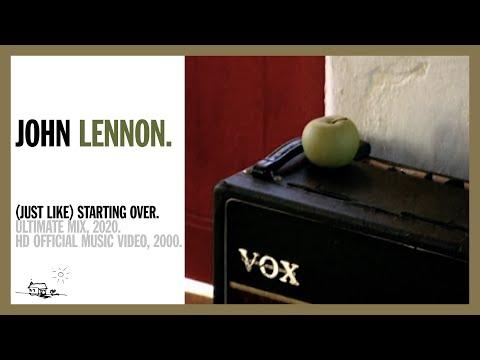 (Just Like) Starting Over - John Lennon