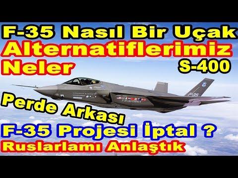 F-35 Projesi - S-400 Sistemleri. PERDE ARKASI (F-35 Vs SU 57)