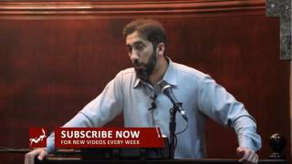 The Prize of Submission to Allah - Khutbah by Nouman Ali Khan