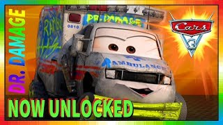 Cars 3 Driven to Win - gameplay - Dr Damage