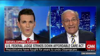 Federal judge in Texas strikes down Affordable Care Act CNN