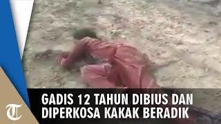 Gadis 12 Tahun Dibius dan Diperkosa Kakak Adik lalu Dibuang di Lapangan