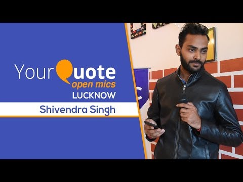 Xxx Mp4 Bujhi Jo Aag More By Shivendra Singh Hindi Poetry YQ Lucknow Open Mic 6 3gp Sex
