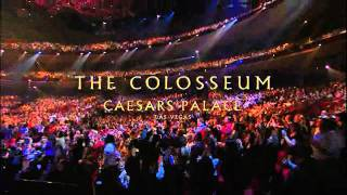 Celine Dion - The Colosseum in Las Vegas   Caesars Palace Las Vegas