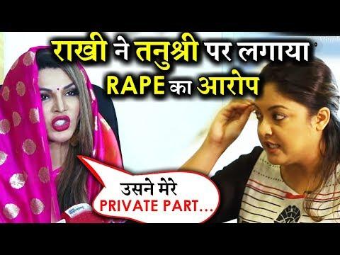 Xxx Mp4 Rakhi Sawant's Shocking Allegations On Tanushree Dutta Will Shock You 3gp Sex