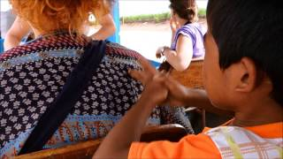 Massage Cambodian Style