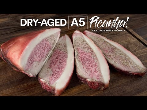 I Dry Aged A5 Wagyu Picanha now it s worth 3 000.00