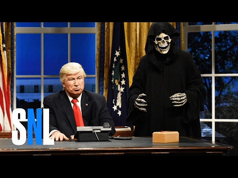 Oval Office Cold Open SNL