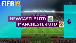 FIFA 19 - Newcastle United vs. Manchester United @ St. James