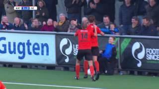 Samenvatting VV Katwijk - Jong Vitesse