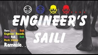 Saili | Engineer Ko Saili (Parody) | Comedy | Engineer Version | Flop Club