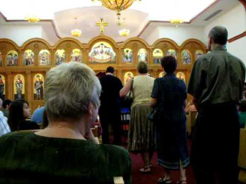 O Pure Virgin Rejoice O Unwedded Bride by St. Tikhon s Seminary Male Choir