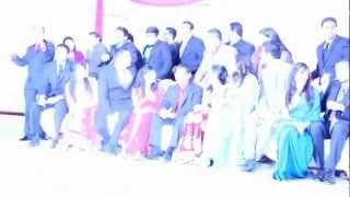 Zohaib & Amrin Wedding Stage Desi Boyz