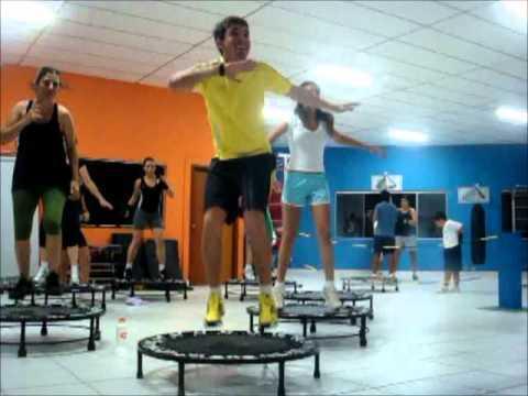 Coreografia de Jump Axé Mulher tantão Professor Glauco Anápolis Go