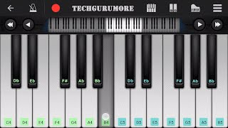 YAAD HAI NA (Raaz Reboot) Piano Tutorial | Arijit Singh