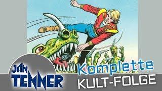 Jan Tenner | Folge 10 - Der wahnsinnige Professor - HÖRSPIEL IN VOLLER LÄNGE