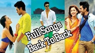 Yevadu - Back to Back Video Songs - Ram Charan,Shruti Hassan, Allu Arjun,Kajal
