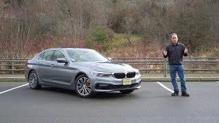 2018 BMW 530e iPerformance xDrive PHEV Reviewed