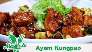 Ayam Kungpao Ala MasakTV | Resep #198