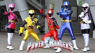 Comic Uno Power Rangers Ninja Steel Episode 1