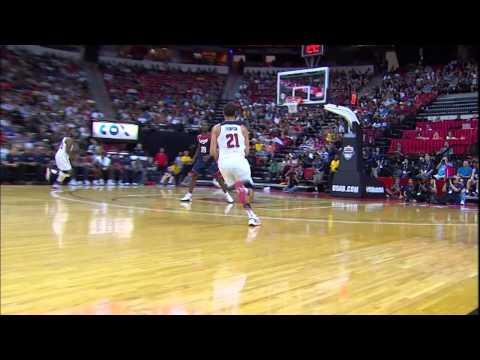 watch 2015 USA Basketball Showcase Recap