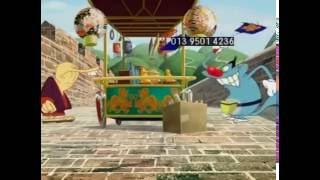 Oggy and the Cockroaches in Hindi Dub 2016