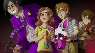 The missing children incident HD - a FNAF animation