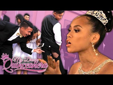 The fool who ripped his pants My Dream Quinceañera Honey EP 7