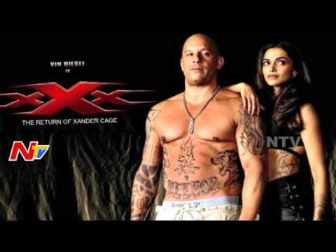 Deepika Padukone Rocking in XXX Behind The Scenes Video - Box Office - NTV
