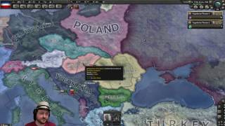 Hearts of Iron 4 - Death or Dishonor Multiplayer - Part 1