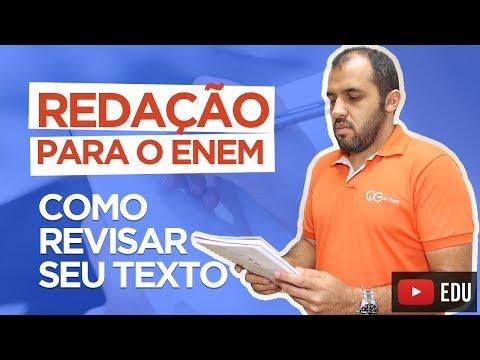 watch Redação para o ENEM: Os erros mais comuns - Aula demonstrativa curso de Redação
