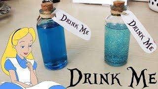 DIY: Poção Drink Me - Alice in Wonderland