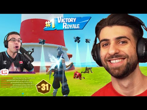 I Hosted a Fortnite Tournament but if you WIN you LOSE