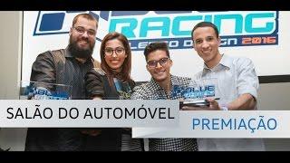 Salão do Automóvel 2016 | Talento Design - Premiação | VWBrasil