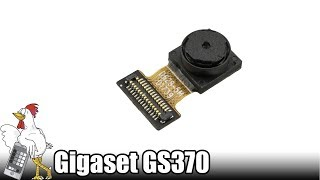 Guía del Gigaset GS370: Cambiar Cámara Frontal