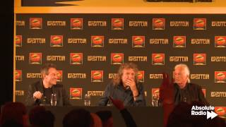 led zeppelin press conference september 2012 celebration day full and unedited