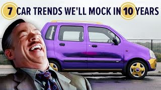 7 Car Trends We